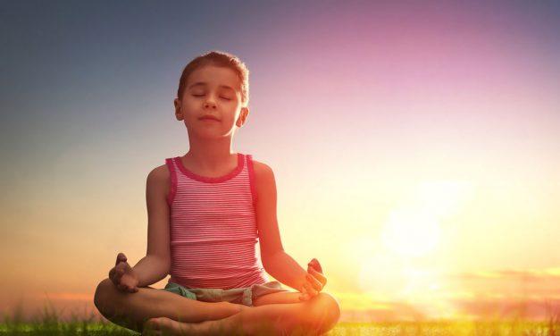 Méditation : quand les enfants apprennent à méditer