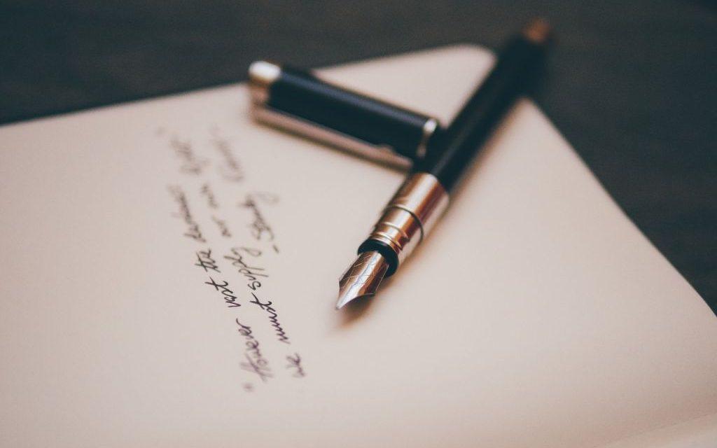 Idée cadeau: offrir un beau stylo à son papa